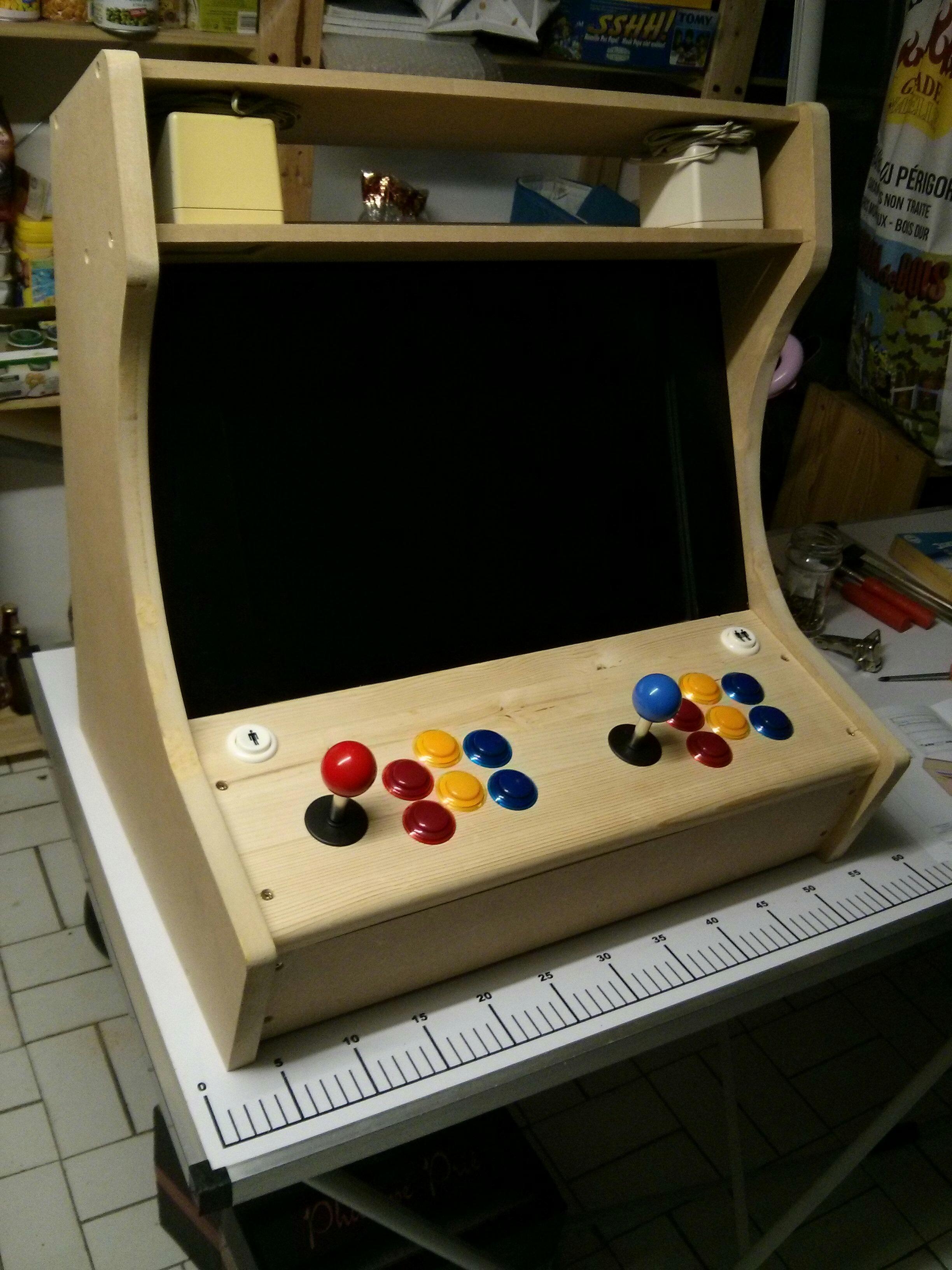 borne arcade hdmi
